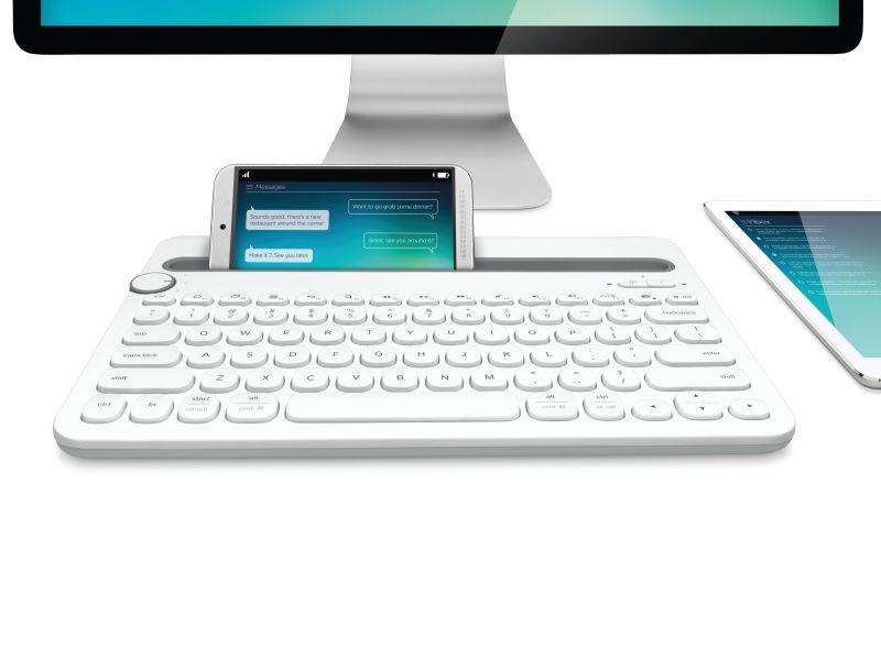 Logitech Bluetooth Multi-Device Keyboard K480_3