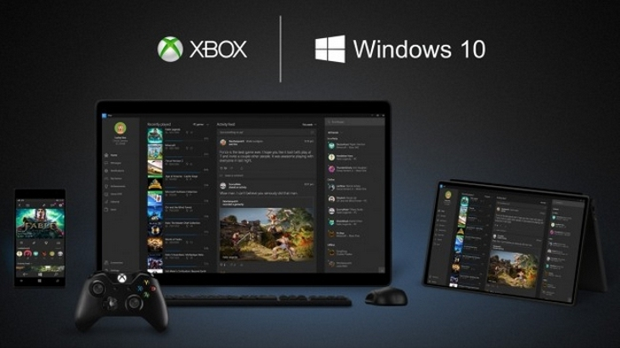 Xbox Live v systéme Windows 10