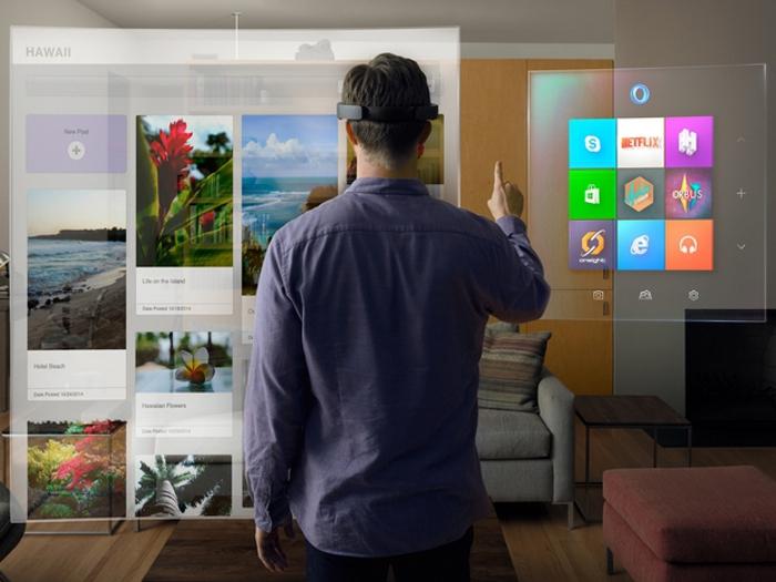 Holografia bude realitou s okuliarmi HoloLens