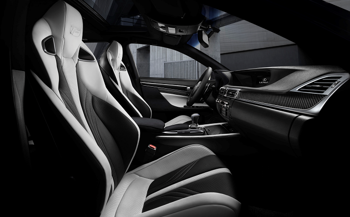 Lexus GS-F int