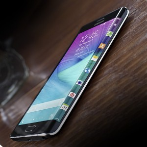 Samsung Galaxy Note Edge (foto: Samsung 2015)