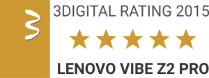 3DIGITAL RATING LENOVO VIBE Z2 PRO