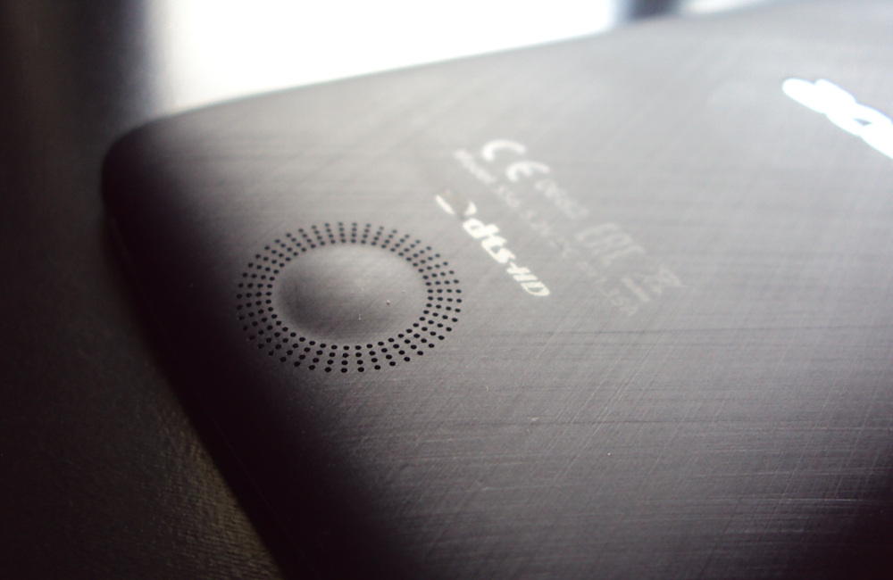 Acer Liquid Jade S - zvuk reproduktora je intenzívny a nerezonuje.