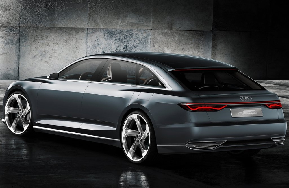 Audi Prologue Avant Concept (2015)