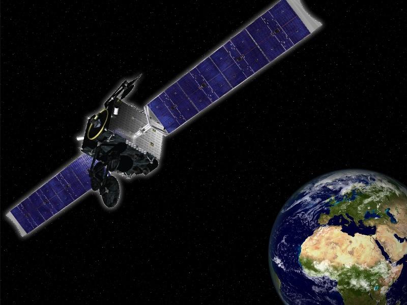 Satelit SES-16 GovSat