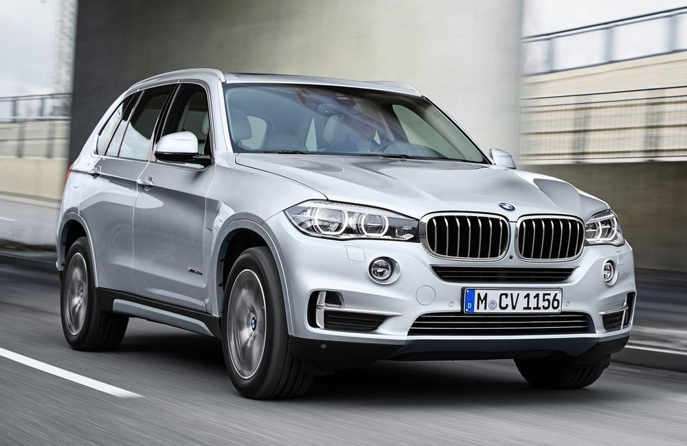 BMW X5 xDrive40e Plug-in hybrid (2015)