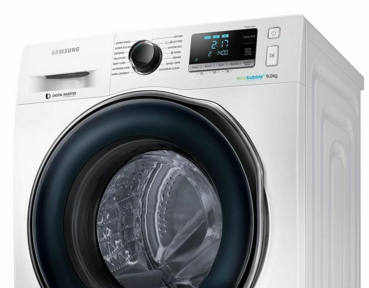 Práčky  Samsung WW6000