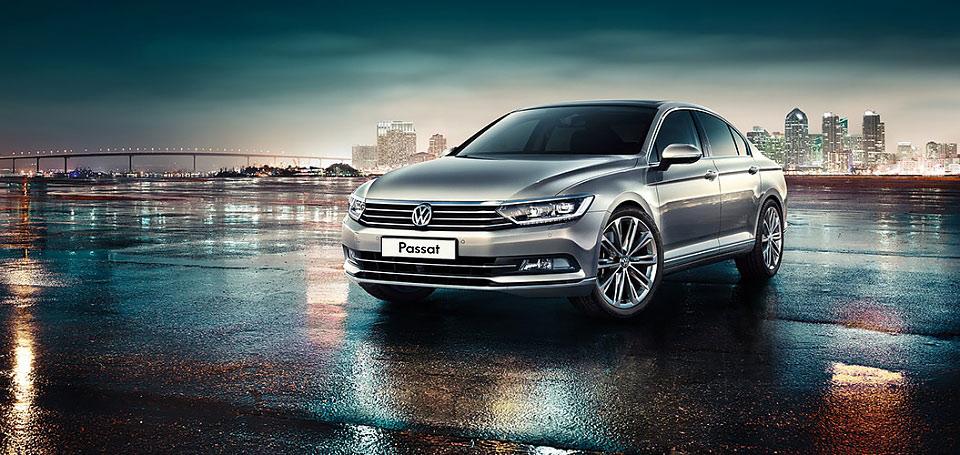 Volkswagen Passat Plug-in Hybrid
