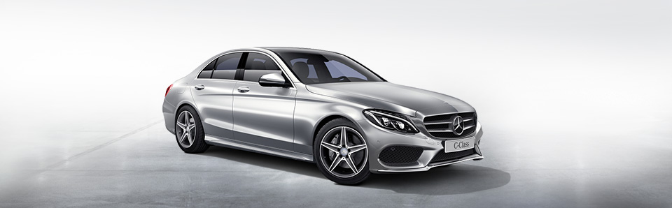 Mercedes-Benz C300 BlueTEC Hybrid