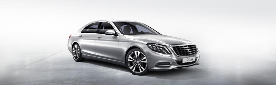 Mercedes-Benz triedy S má päť hybridných verzií