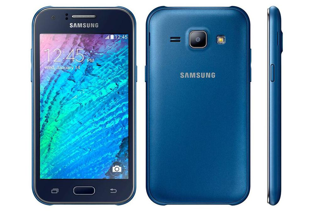 Samsung Galaxy J1 (foto: Samsung)