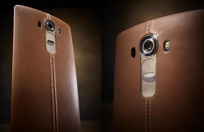 LG G4 má QuadHD IPD displej, 6-jadrový procesor, 16 a 8 Mpx fotoaparát a Android L. (foto: LG)