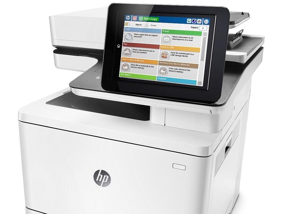 HP ColorLaserJet MFP M577dn