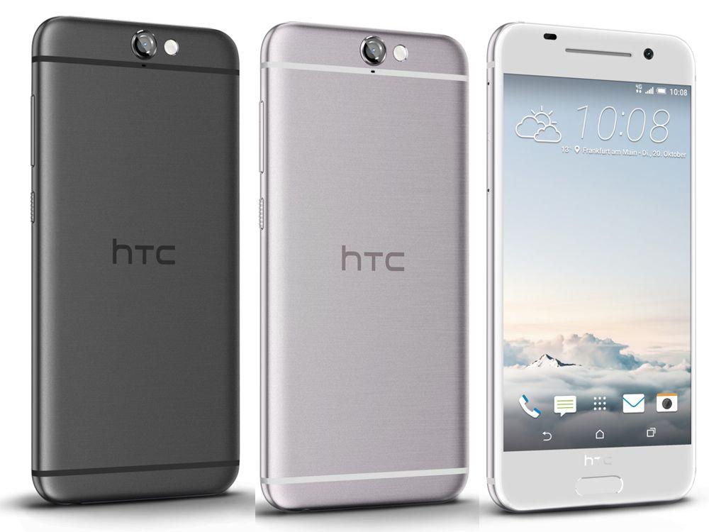HTC ONE A9 bude v predaji v tmavom a svetlom prevedení