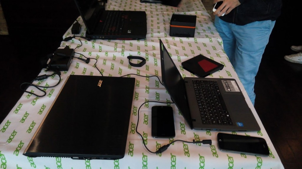 Nové zariadenia od ACER