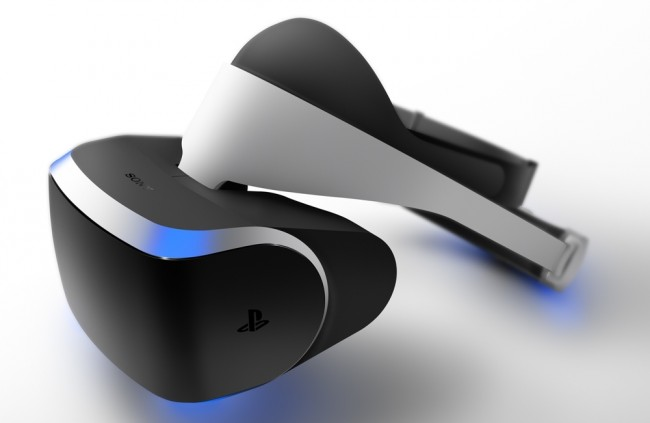 Sony Project Morpheus - VR headset