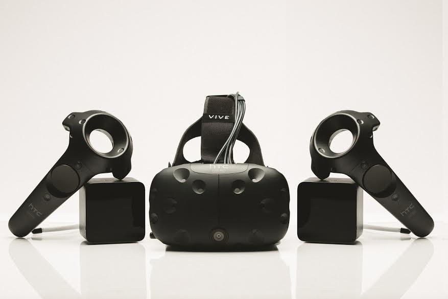 VR set HTC Vive Pre