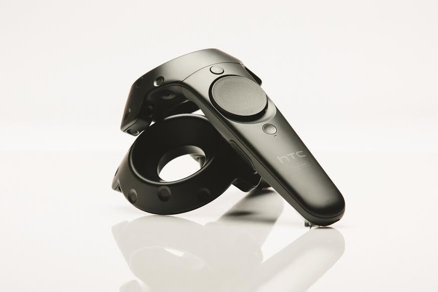 Bezdrôtové ovládače k HTC Vive Pre