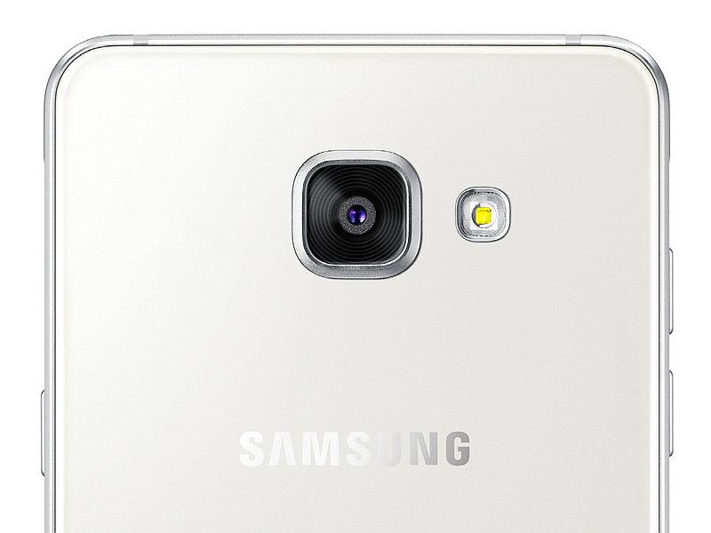 Samsung Galaxy A5, zadná kamera