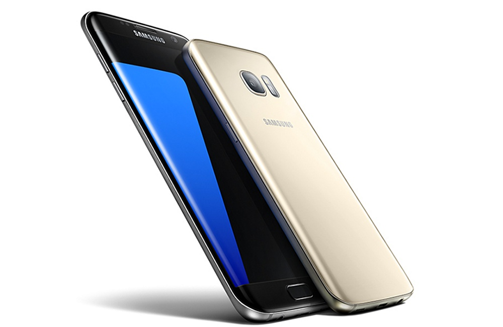 Samsung Galaxy S7 edge a S7