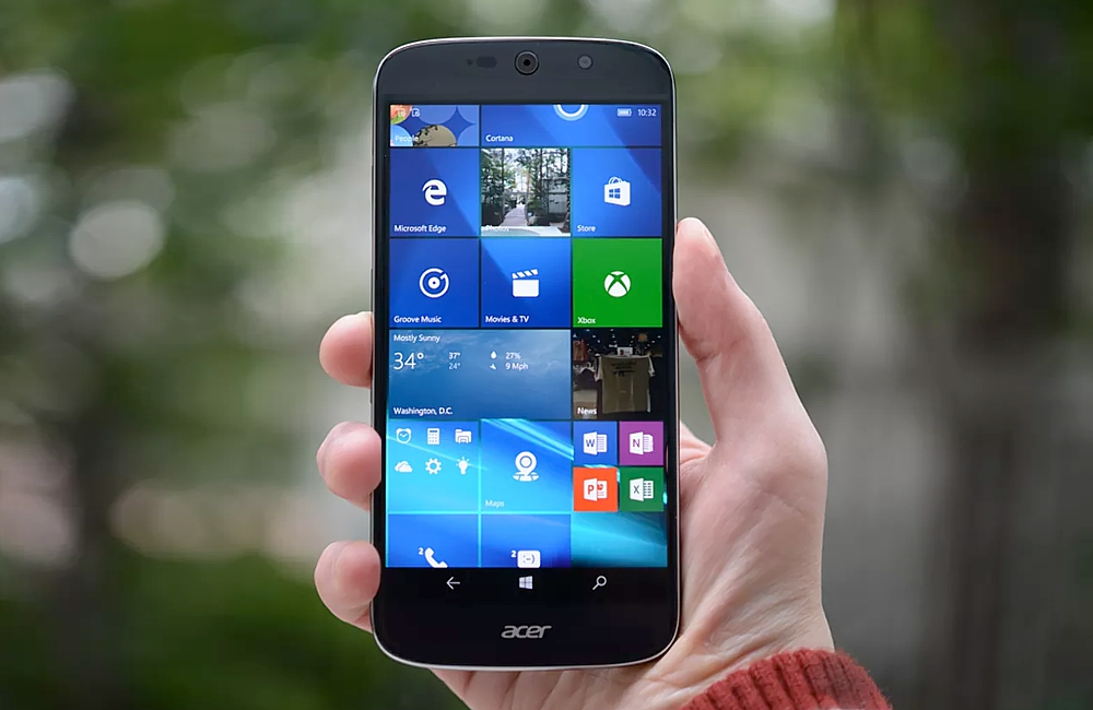Acer Liquid Jade Primo s Windows 10 / recenzia, test, parametre a cena na 3DIGITAL.SK
