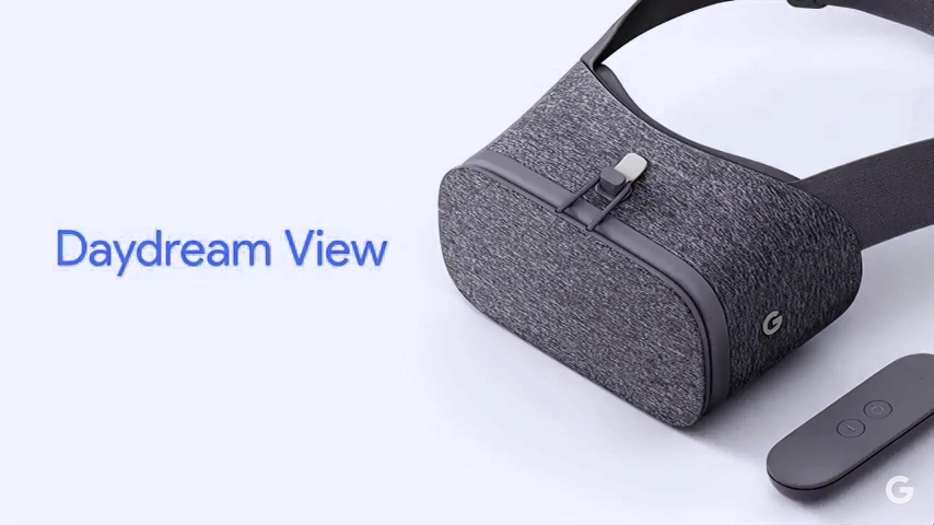 Virtuálna realita Daydream od Google, headset sa volá Daydream View