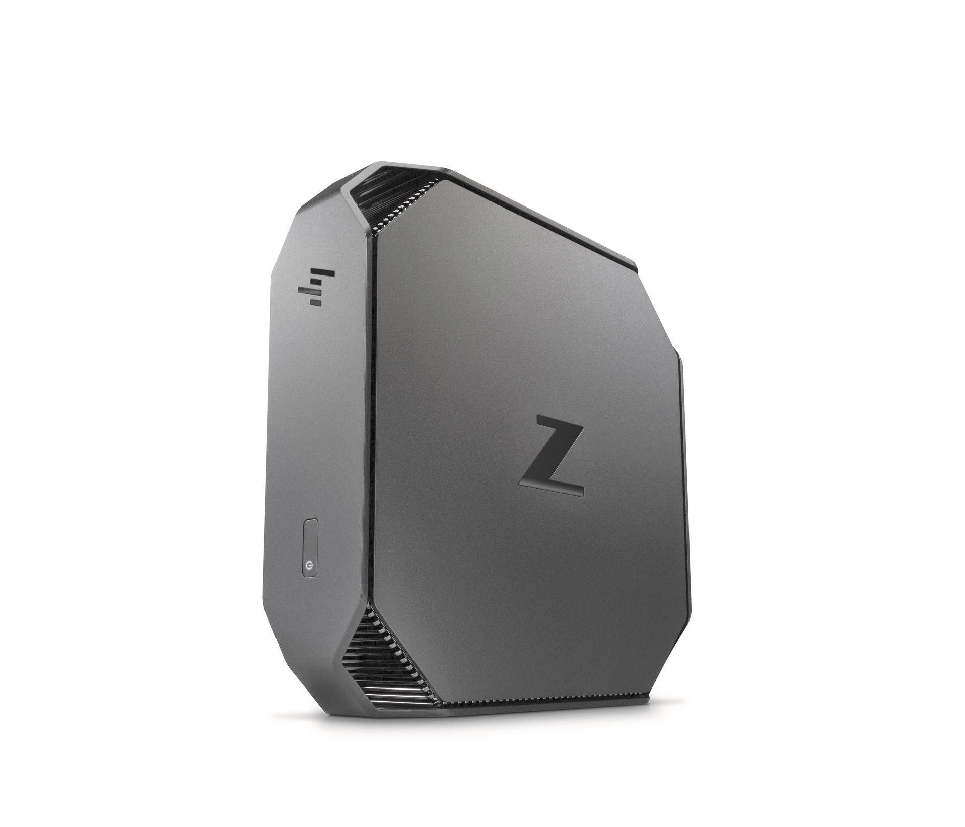 Pracovná stanica je vybavená procesorom novej generácie Intel® Xeon®i, NVIDIA® profesionálnou grafikou a je dostupná tiež s HP Z Turbo Drive pre schopnosť rýchlej práce s ukladaním objemných dát.