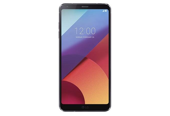 LG G6 s duálnym fotoaparátom a Fullvision displejom