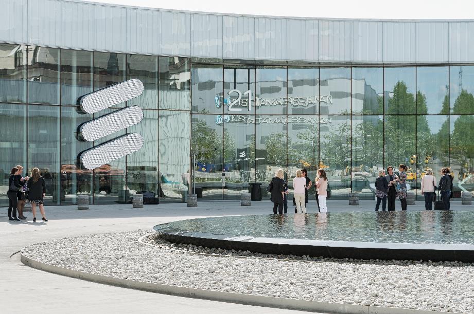Hlavné sídlo a kancelárie spoločnosti Ericsson vo švédskej Kiste (Zdroj: Ericsson)