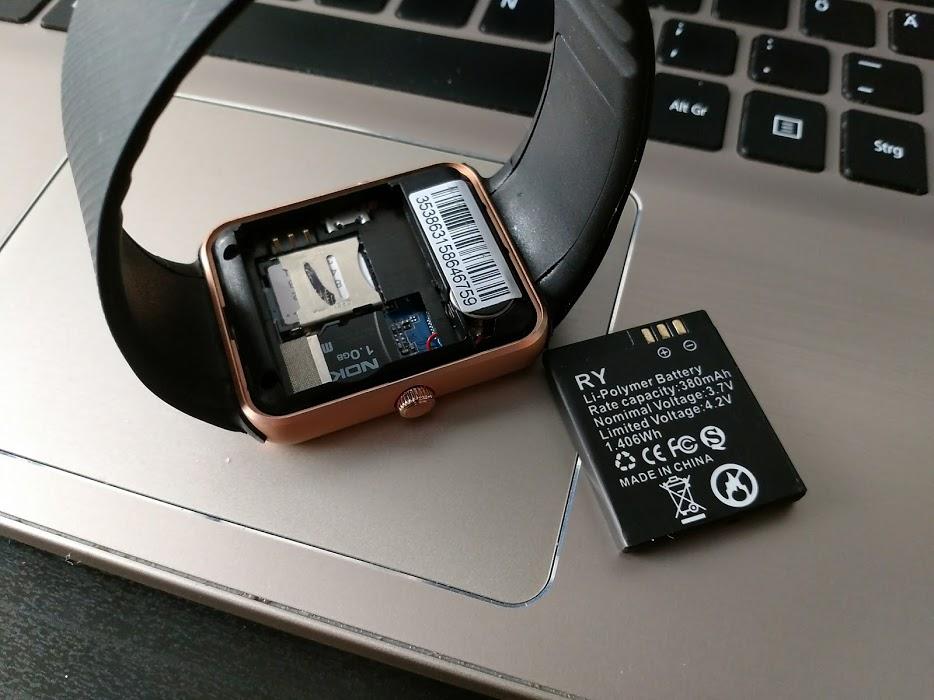 41ee07fd10 Smarthodinky za 13 eur  GT08 fungujú veľmi obmedzene
